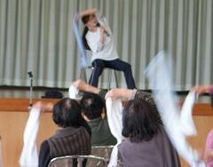 公民館で出前教室も実施