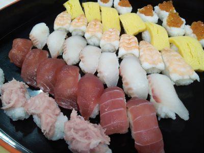 お寿司!!!!